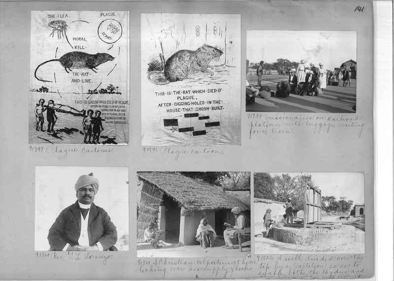 Mission Photograph Album - India #10 Page 0141