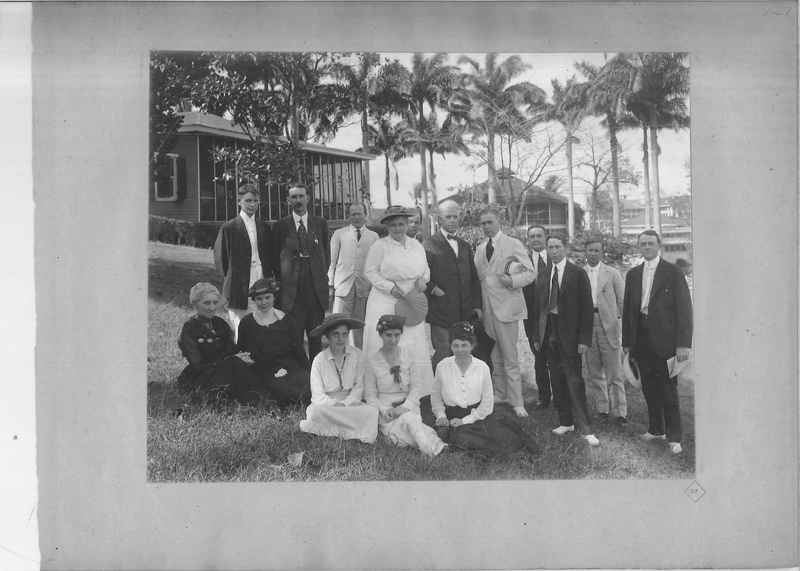 Mission Photograph Album - Panama OP #01 0127
