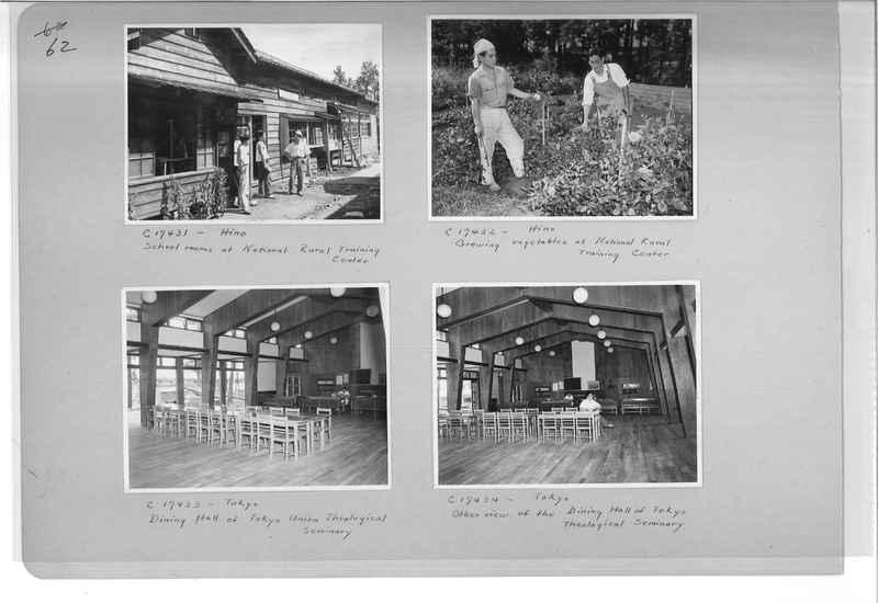 Mission Photograph Album - Japan #07 Page 0062