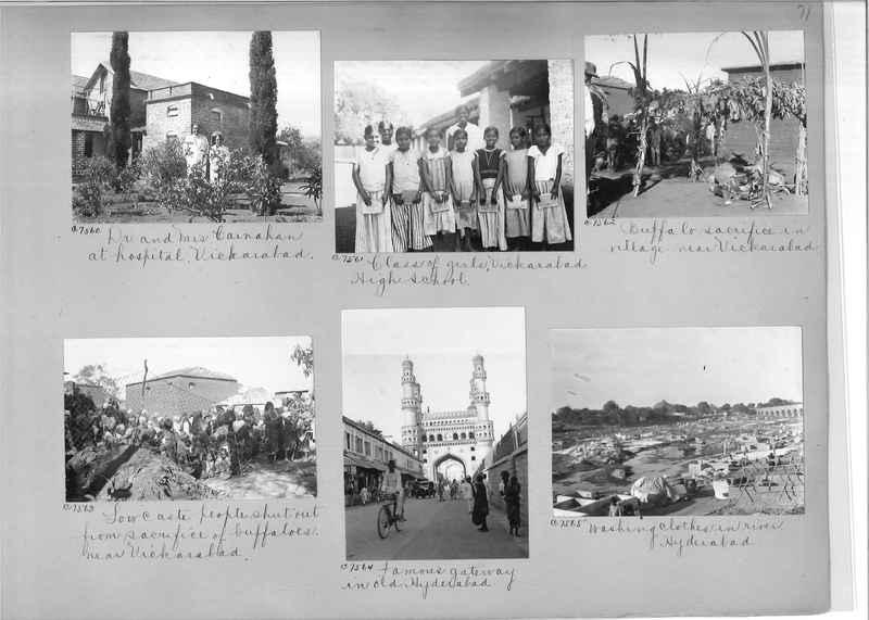 Mission Photograph Album - India #13 Page 0071