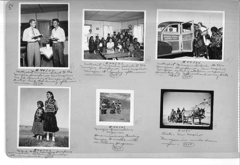 Mission Photograph Albums - Indians #3 Page_0054