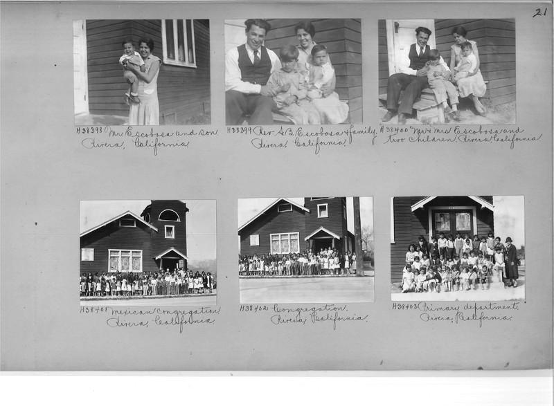 Mission Photograph Album - Latin America #2 page 0021