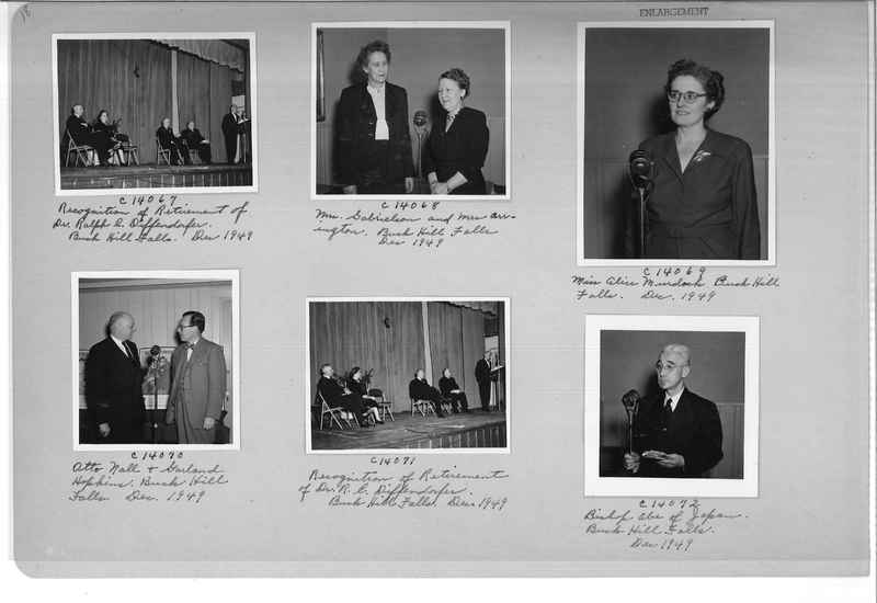 Mission Photograph Album - Portraits #07 Page 0018