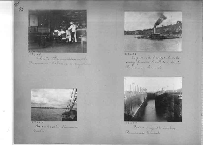 Mission Photograph Album - Panama #02 page 0092