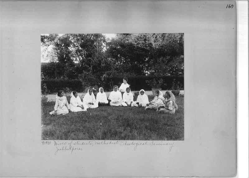 Mission Photograph Album - India #10 Page 0167