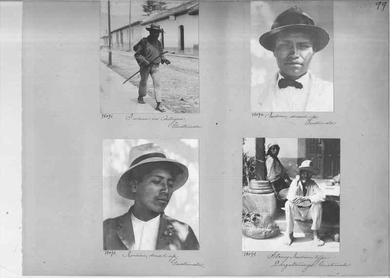 Mission Photograph Album - Panama #04 page 0099