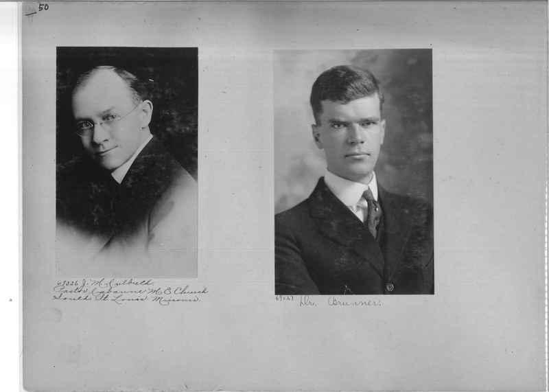 Mission Photograph Album - Portraits #3 page 0050
