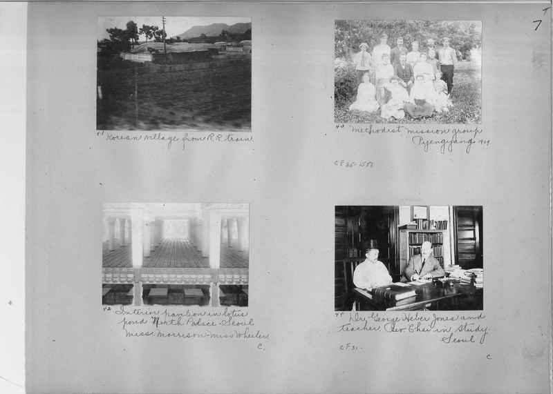 Mission Photograph Album - Korea #1 page 0007