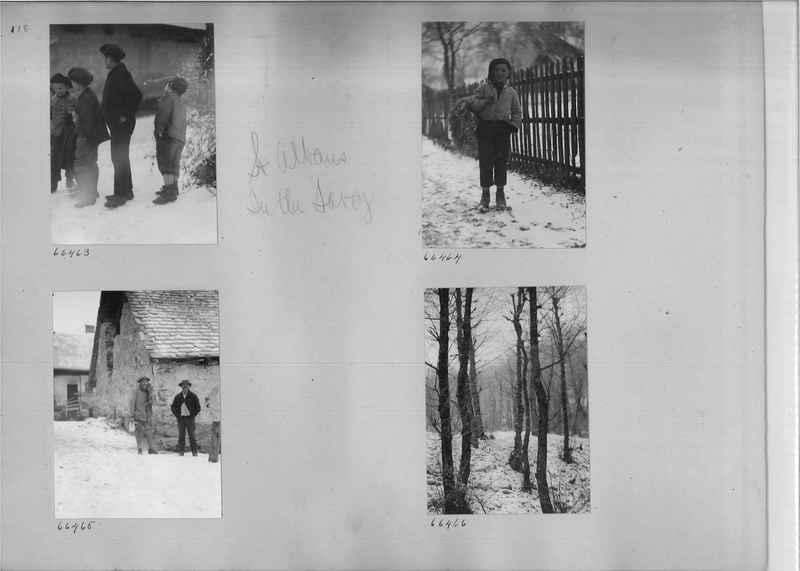 Mission Photograph Album - Europe #05 Page 0118