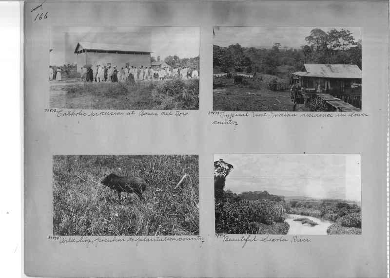 Mission Photograph Album - Panama #02 page 0166