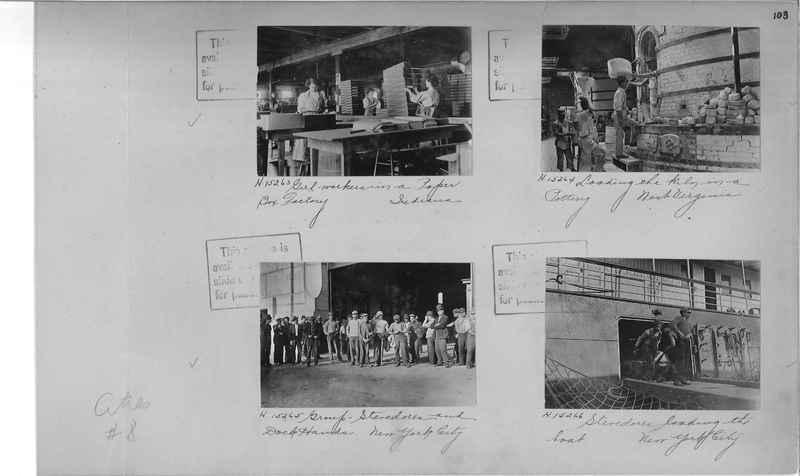 Mission Photograph Album - Cities #8 page 0103