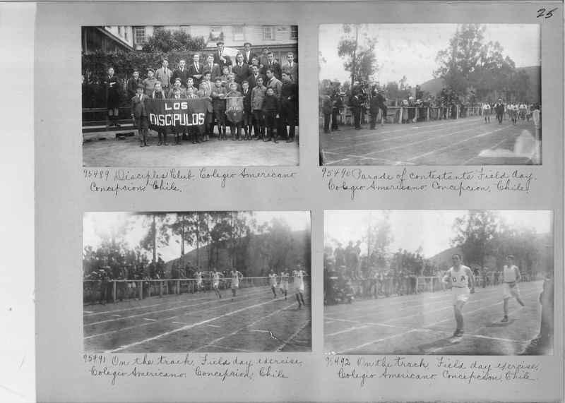 Misson Photograph Album - South America #8 page 0025