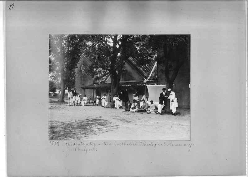 Mission Photograph Album - India #10 Page 0170