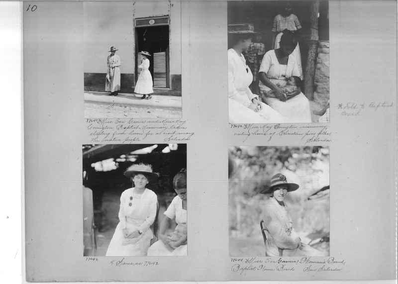 Mission Photograph Album - Panama #04 page 0010