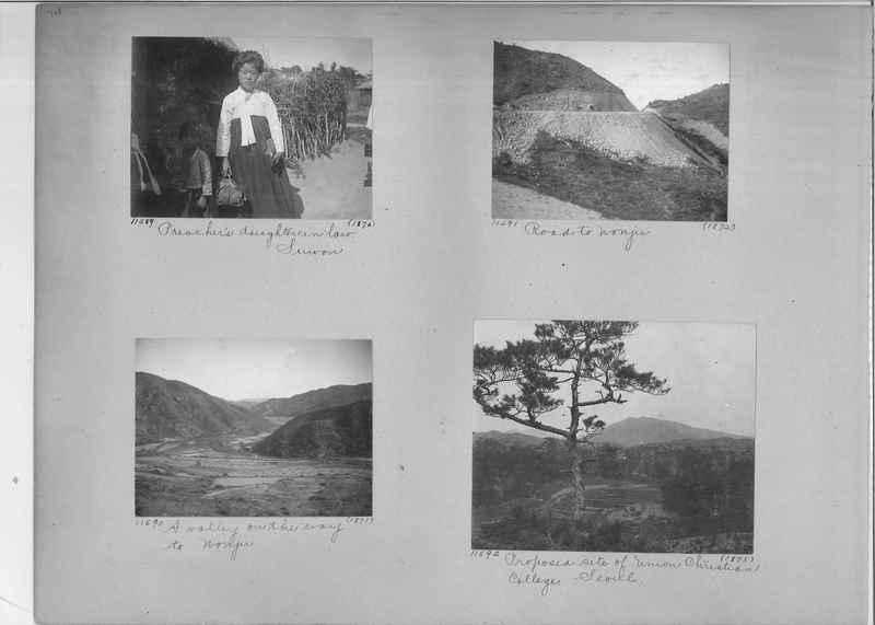 Mission Photograph Album - Korea #2 page 0074