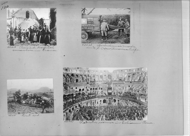 Mission Photograph Album - Europe #02 Page 0120