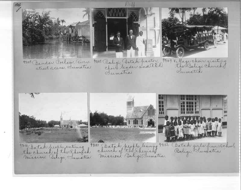 Mission Photograph Album - Malaysia #6 page 0174
