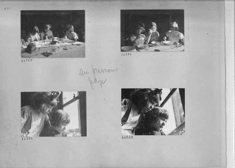 Mission Photograph Album - Europe #05 Page 0220