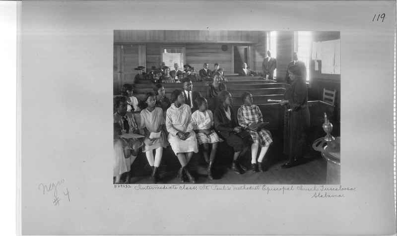 Mission Photograph Album - Negro #4 page 0119