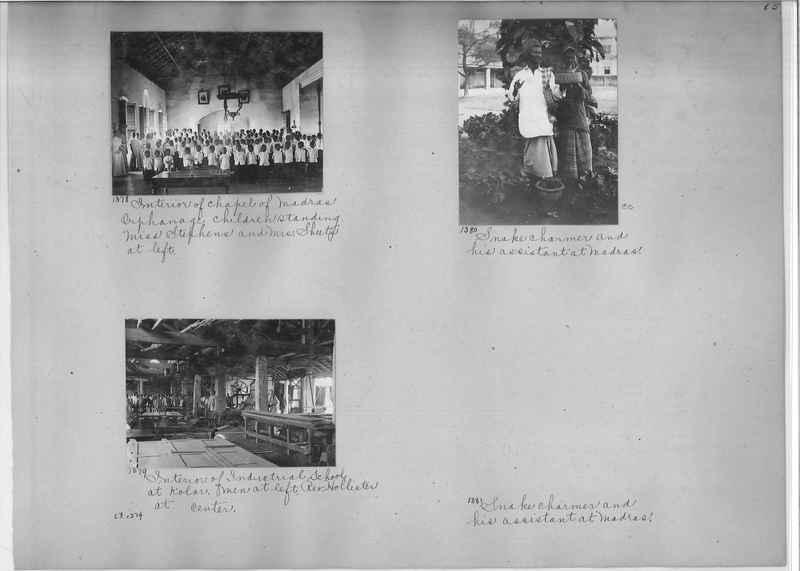 Mission Photograph Album - India #01 page 0085