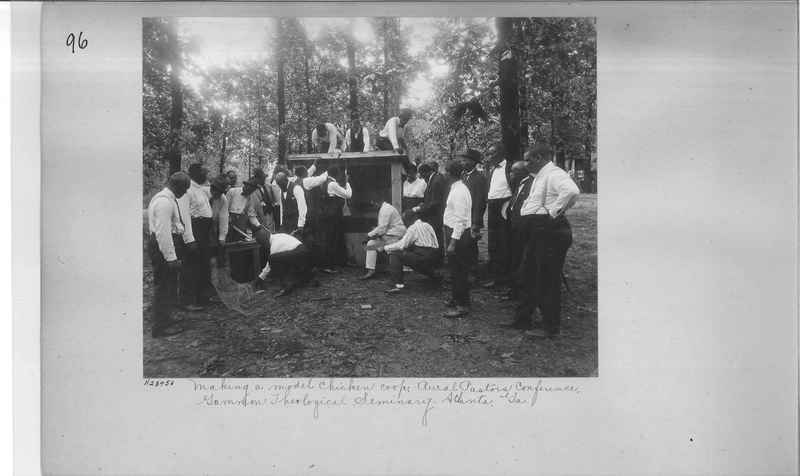 Mission Photograph Album - Negro #4 page 0096