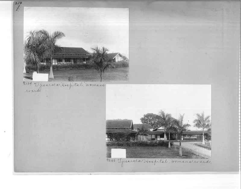 Mission Photograph Album - Malaysia #6 page 0210
