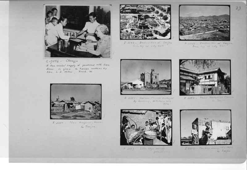 Mission Photograph Album - Korea #6 page 0083