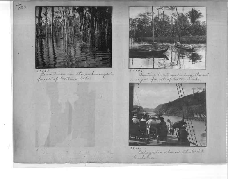 Mission Photograph Album - Panama #1 page  0130