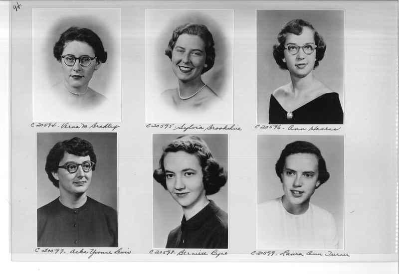 Mission Photograph Album - Portraits #09 Page 0094