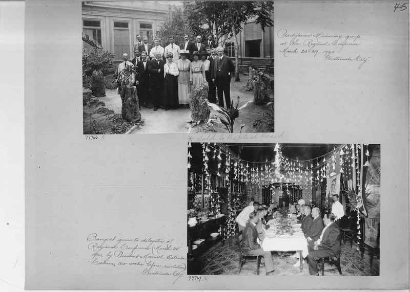 Mission Photograph Album - Panama #04 page 0045