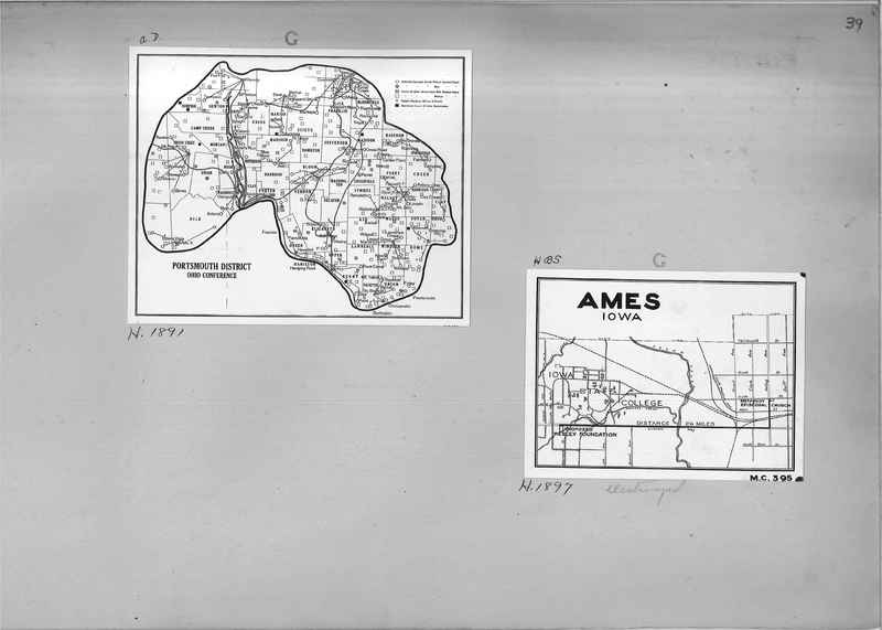 Mission Photograph Albums - Maps-Charts #01 Page_0039