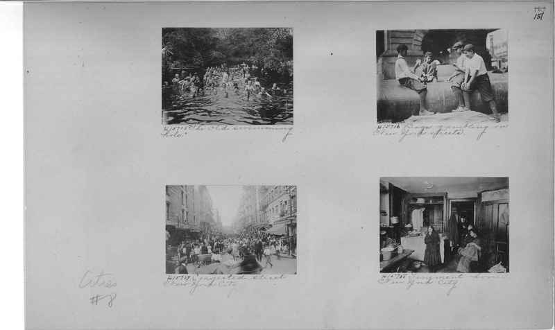 Mission Photograph Album - Cities #8 page 0151