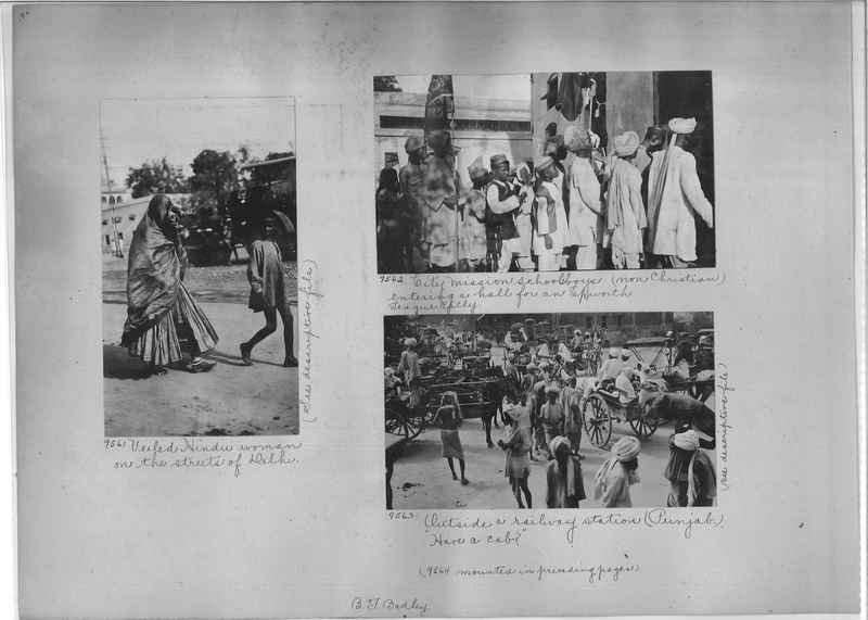Mission Photograph Album - India #01 page 0190