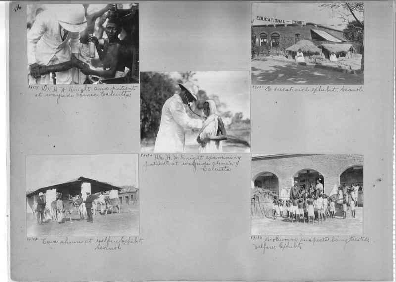 Mission Photograph Album - India #10 Page 0116