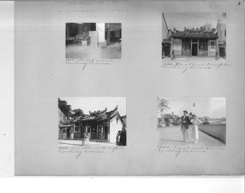 Mission Photograph Album - Malaysia #6 page 0003