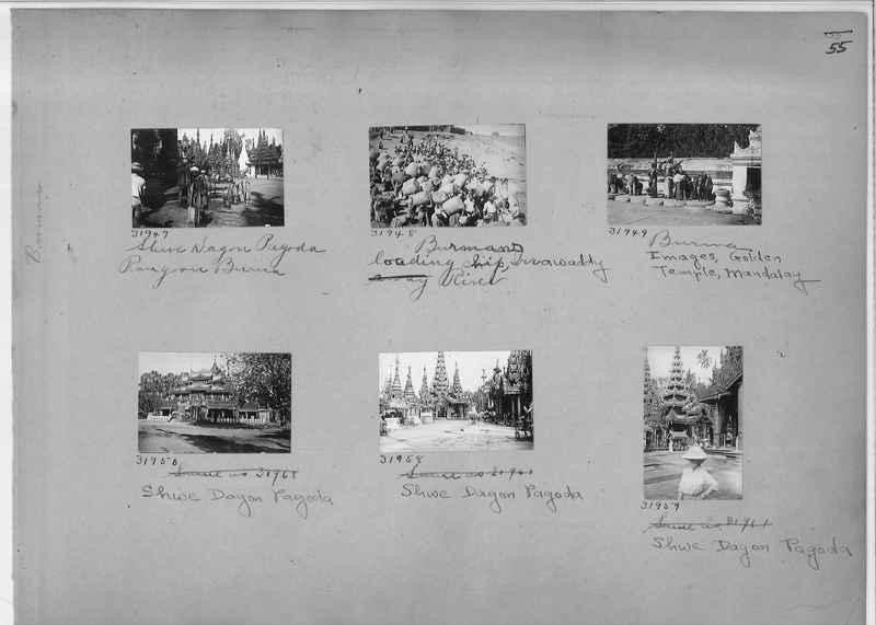 Mission Photograph Album - Burma #1 page 0055