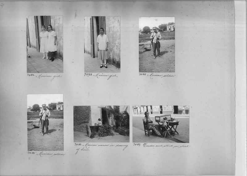 Mission Photograph Album - Mexico #05 page 0032
