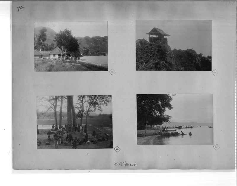 Mission Photograph Album - Malaysia O.P. #1 page 0074
