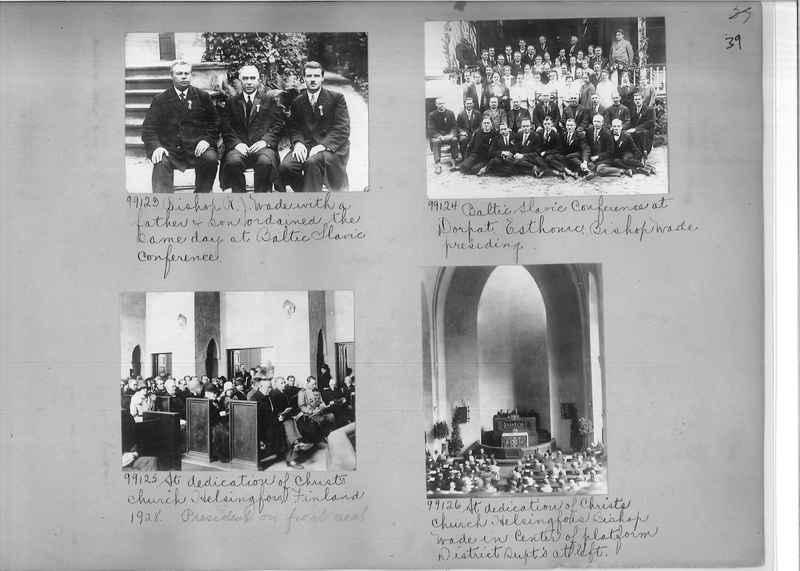 Mission Photograph Album - Europe #09 Page 0039
