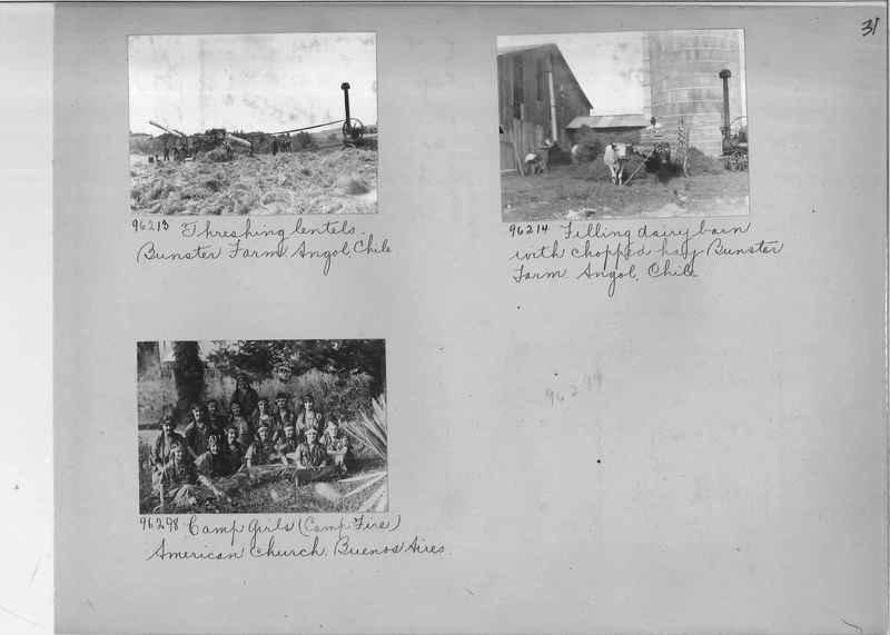 Misson Photograph Album - South America #8 page 0031