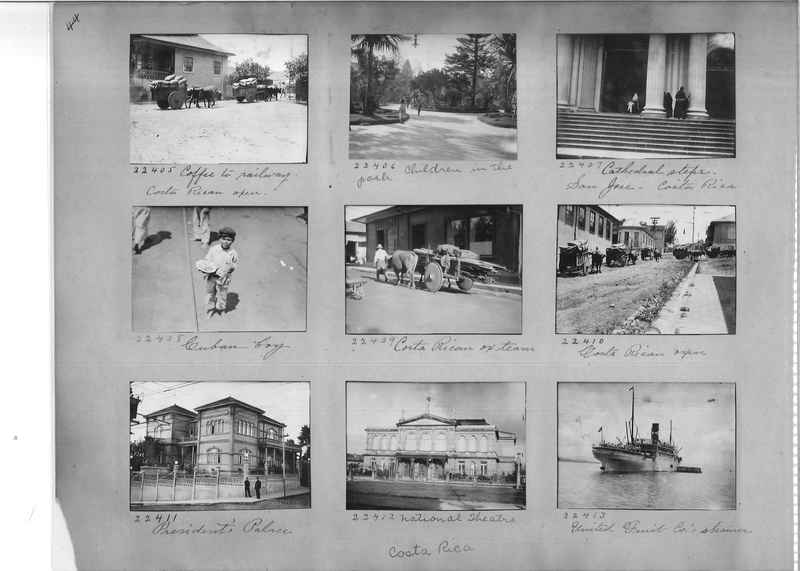 Mission Photograph Album - Panama #02 page 0044