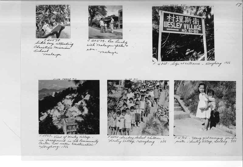 Mission Photograph Album - Malaysia #8 page 0017