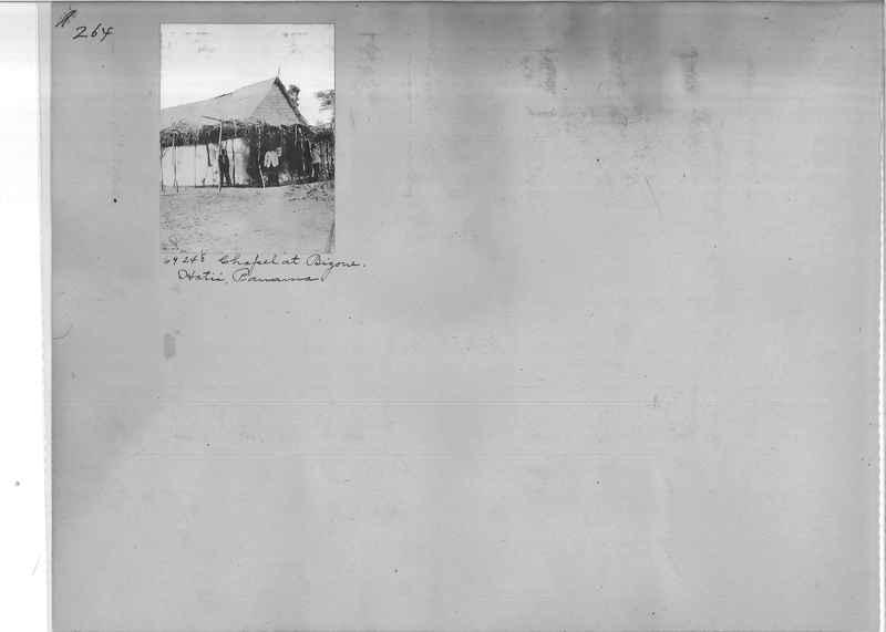 Mission Photograph Album - Panama #02 page 0264