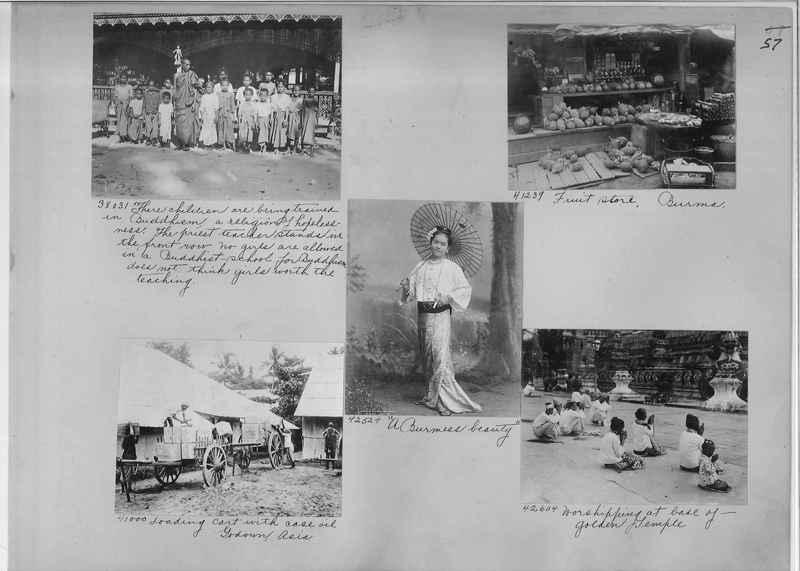 Mission Photograph Album - Burma #1 page 0057