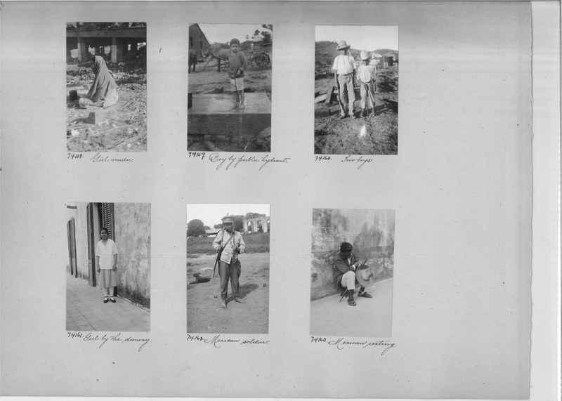 Mission Photograph Album - Mexico #05 page 0028