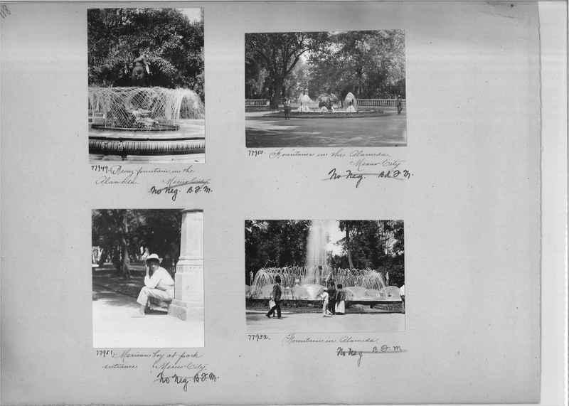 Mission Photograph Album - Mexico #05 page 0118
