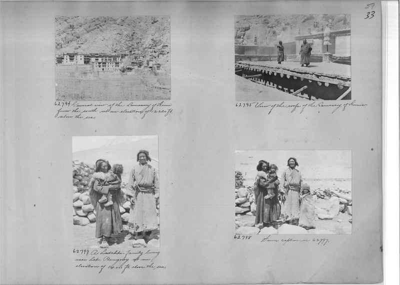 Mission Photograph Album - India #08 Page 0033