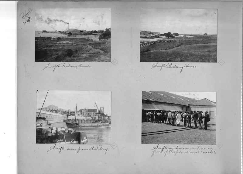 Mission Photograph Album - South America O.P. #2 page 0228