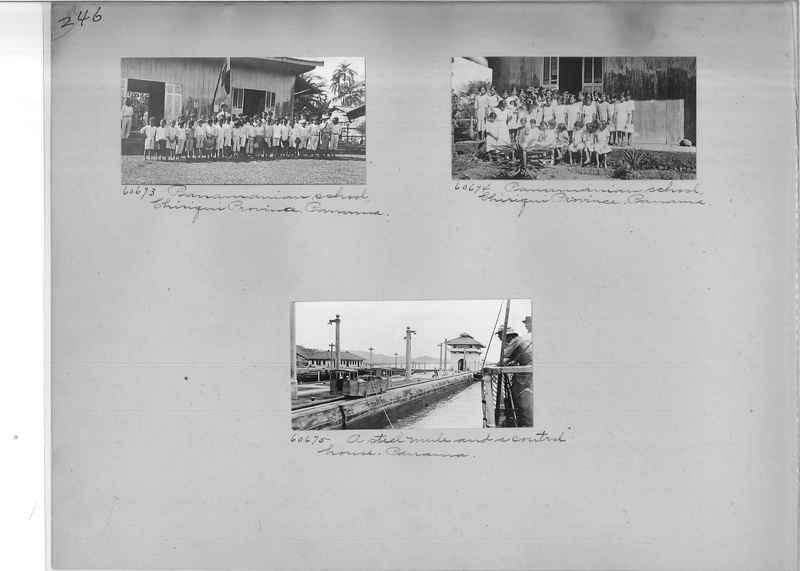 Mission Photograph Album - Panama #02 page 0246