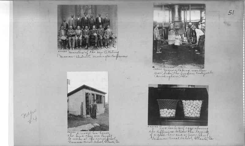 Mission Photograph Album - Negro #4 page 0051